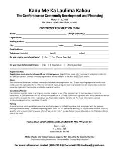 Registration form2013