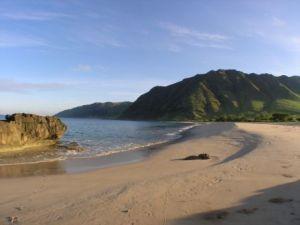 makua-beach-two