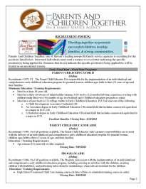 Job Posting 4-12-13_Page_1