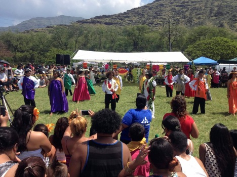 Kamaile Academy May Day May 23 2013H