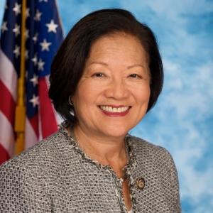 US Senator Mazie K. Hirono