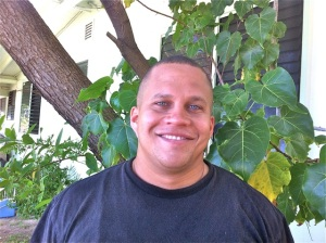 Shad Rosario:   2013 HOLOMUA Award :  Creative Media