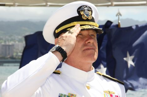 Rear Admiral Richard L. Williams, Jr., USN