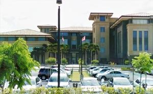 Ronald T.Y. Moon Kapolei Courthouse, 4675 Kapolei Parkway, Kapolei, Hawai'i