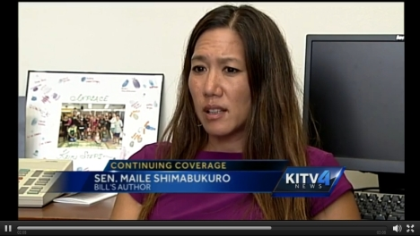 Click image to watch the video on the KITV4 site.