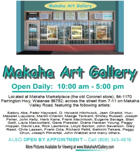Makaha Art Gallery