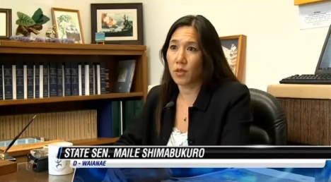 """It's very disturbing,"" said State Sen. Maile Shimabukuro, who represents Waianae and chairs the Senate Hawaiian Affairs Committee. ""We don't know exactly where this happened yet, and so that needs to be immediately disclosed to the public so that we know where these unexploded ordnance may be and where the risk is,"" Shimabukuro said."