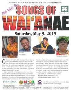 Waianae Flyer
