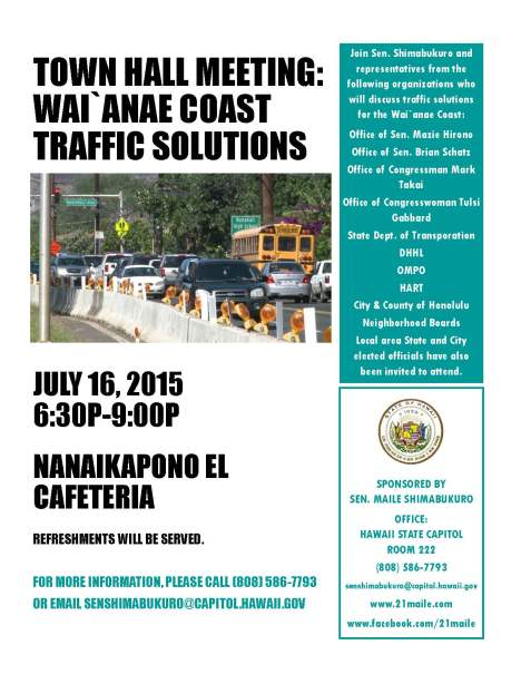 TOWN MTG JULY 2015 FLYER