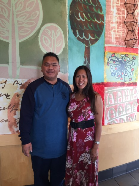 On 7/6/15, Sen. Shimabukuro met with Wayne Kaululaau, Assistant Business Agent for the Hawaii Teamsters & Allied Workers Local 996.  Kaululaau is a proud Waianae High School graduate.