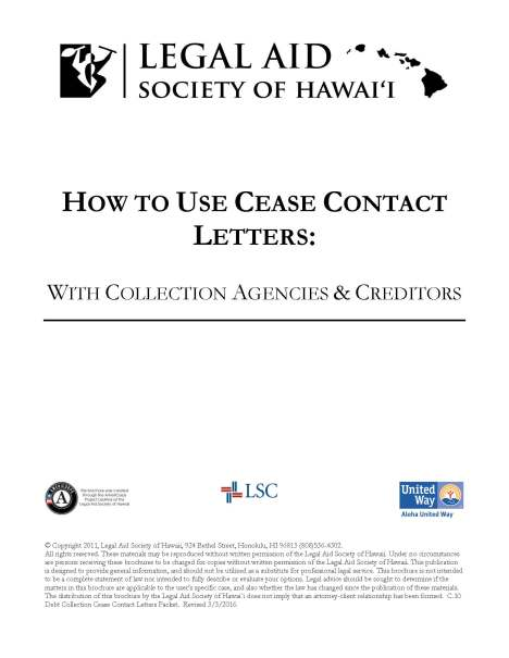 C10  Debt Collection Cease Contact Letters Packet_Page_1