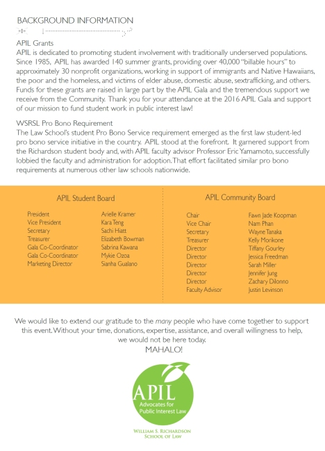 APIL flyer page 2 of 2. Click image to enlarge.
