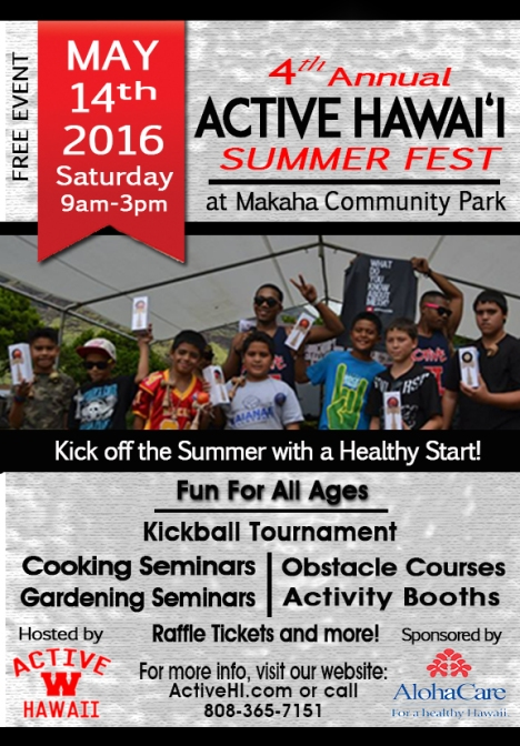 SAFF ACTIVE HAWAII AD