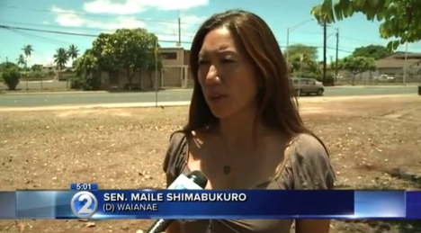 "Cervall: State Sen. Maile Shimabukuro said her commute from Waianae to Nanakuli is typically 15 minutes in the evening, but on Wednesday, it took nearly an hour. ""It was bad, you know, the traffic, it was very, very slow, very backed up leaving Waianae,"" she said. However, she added, ""despite the difficulty of leaving Waianae yesterday, I really think overall its a good thing because for those coming home, on the westbound side, because that's the bulk of traffic in the afternoon, people coming back to Waianae, for those people it really did help."""
