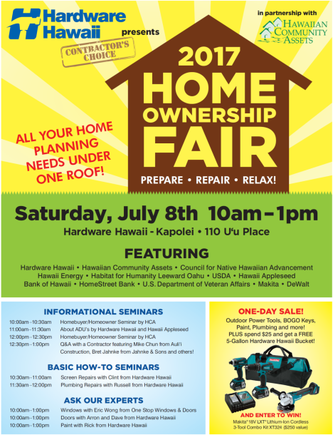 Homeowners hip Fair